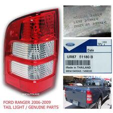 Ford Ranger 06 07 08 09 10 Tail Lamp light Genuine Pj Xl Xls Xlt Hi-Rander Left