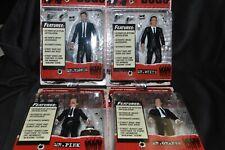 Reservoir Dogs Mezco Action set 4 Mr Blonde Pink White Orange Bnu