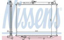 NISSENS Radiador, refrigeración del motor FORD MAVERICK NISSAN TERRANO 68708A