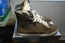 Android Homme Propulsion 2.5 brown touch size 13 authentic designer
