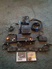 turbo grafx 16 cd console
