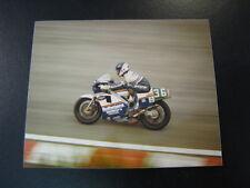 Photo Rothmans Honda 250cc 1985 #36 Fausto Ricci (ITA)
