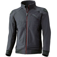 Held San Remo Softshell Motorcycle Motorbike Textile Armoured Jacket Anthracite