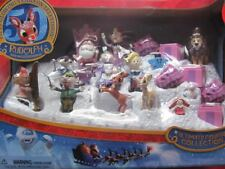 ULTIMATE FIGURINE COLLECTION 2014 figure set rudolph misfit toys NEW