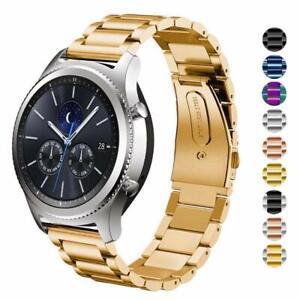Metal Wrist Watch Band Strap+Tool or Samsung Galaxy Watch 40/41/42/43/44/45/46MM