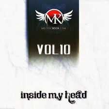 MELODICROCK.COM - INSIDE MY HEAD - VOLUME 10 - 2CDs - SEALED