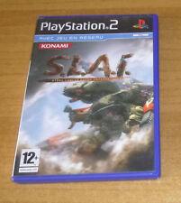 Jeu playstation 2 PS2 - SLAI S.L.A.I. Steel lancer arena international Konami