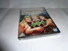 THE COURT JESTER - DANNY KAYE dvd UK RELEASE NEW FACTORY SEALED