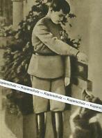 Nikolaus II. von Russland in Gefangenschaft - Thronfolger  Jekaterinburg um 1918