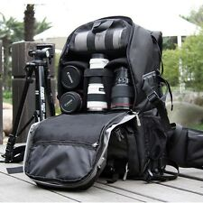 Canvas Padded Camera Backpacks for Nikon | eBay