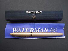 Waterman Paris ICI et La Champagne w/ Gold Trim Ballpoint Pen France New in Box