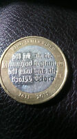 £2 VALUABLE, RARE,  TWO POUND COINS NORTHERN IRELAND + OTHERS DIFFICULT TO FIND
