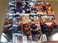 DC Grifter Lot of 10 Comics 5-14 issues 5 6 7 8 9 10 11 12 13 14