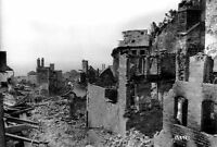 8x6 Gloss Photo ww647 Normandy Orne Domfront 1944 3