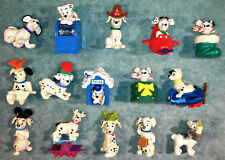 Vintage Happy Meal Toys - 101 DALMATIANS  - Lot of 15    cake toppers