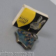 original Ritter Citro Patent Hand Presse Zitronenpresse OVP mid Century 50er J.