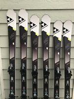 2018 Fischer XTR Pro 77 System Ski's w/ MBS Grip-Walk 11 Bindings  **NEW**