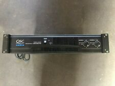 Qsc Audio Rmx 2450 Professional Power Amplifier Working Great!