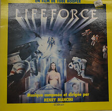 "OST - LIFE FORCE - HENRY MANCINI LP 12"" (S504)"