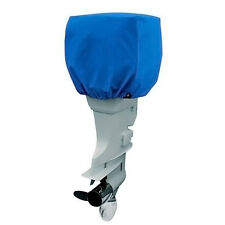 New Komo Covers Outboard Motor Cover for Boat, Up to 10HP (Blue)