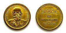 Medaglia Gettone Bosca Cav. Del Lavoro 1831-1956 125° Anno Di Fondazione
