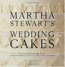 Martha Stewart's Wedding Cakes: More Than 100 Inspiring Cakes--An Indispensable