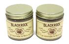 "2 Jars Blackrock Leather ""N"" Rich Cleaner Conditioner Preserves Fine Leather"