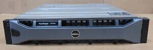 "Dell EqualLogic PS4100X 24-Bay + 24x 1.2TB 10k 2.5"" SAS HDD iSCSI Storage Array"