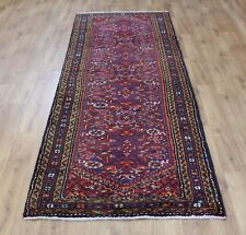 Traditional Vintage Wool Handmade Classic Oriental Area Rug Carpet 298X105cm1324