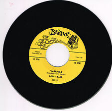 BOBBY BARE - VAMPIRA / TENDER YEARS (repro) (Hot 50s Horror ROCKABILLY Stroller)