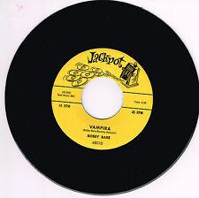 BOBBY BARE - VAMPIRA / TENDER YEARS (repro) (Hot 50s Horror ROCKABILLY Stroller)