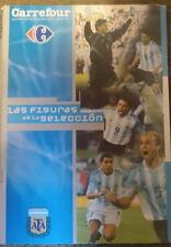 Album pogs  Seleccion Argentina Full Carrefour Argentina 2006