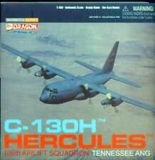 DRAGON WINGS C-130H HERCULES USAF NASHVILLE 1:400 Diecast Plane Model 55734