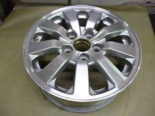 2008-2010 Honda Odyssey 16 Inch Alloy Wheel Hollander # 63985
