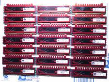 Lot of 21 x 4GB G.Skill PC-3 12800 PC3-10600 desktop memory