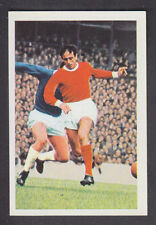 FKS - Wonderful World of Soccer Stars 1969/70 # 168 Brennan - Manchester United