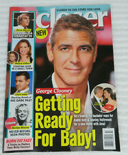 CLOSER MAGAZINE AUGUST 10 2015 GEORGE CLOONEY STEVE MARTIN CLARK GABLE