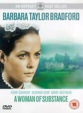 A Woman Of Substance - Barbara Taylor Bradford [1988] [DVD] By Diane Baker; G.