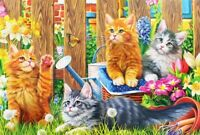 500 Pieces Jigsaw Puzzle Kittens - Brand New & Sealed