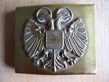 Koppelschloss Bundesstaat Österreich 1934 - 1938