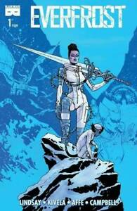 EVERFROST #1 1ST PRINT (NM) BLACKMASK COMICS - RYAN LINDSAY SAMI KIVELA 2021