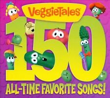 150 All-Time Favorite Songs! by VeggieTales