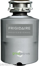 New Frigidaire 3/4Hp Batch Feed Food Waste Disposer Disposal Fpdi758Dms