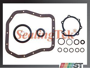 Fit Subaru EJ205 EJ25 EJ255 EJ257 Engine Lower Conversion Set kit Oil Pan Gasket