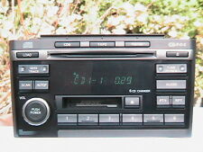 2000 02 03 Bose Nissan Maxima Radio 6 Cd Changer Cr070 28188 5Y710