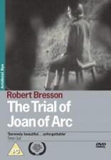 TRIAL OF JOAN OF ARC NEW REGION 2 DVD