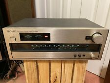 New listing Sony St-4950 Stereo Tuner Working