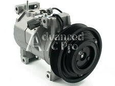 New AC A/C Air Compressor Fits: 2003 2004 2005 2006 2007 Honda Accord L4 2.4L