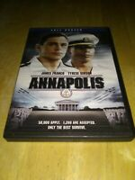 Preowned Annapolis Full Screen Edition DVD 2006 James Franco Tyrese Gibson