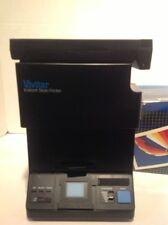Vintage Vivitar Instant Slide Printer With Original Box Mint Condition